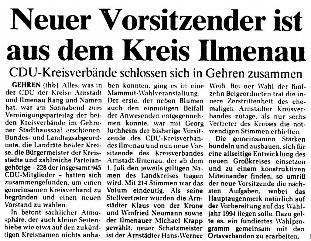 06-12-93 Vorsitzender Ilmenau090