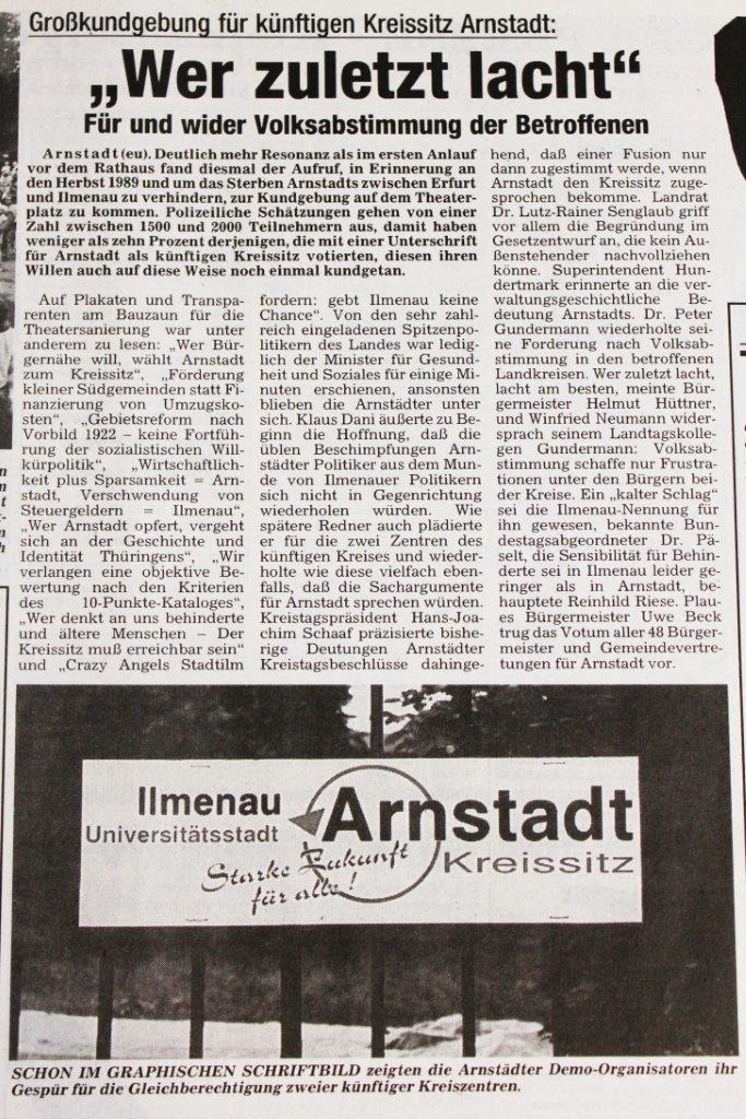 """15-06-93 """"Wer zuletzt lacht"""""""