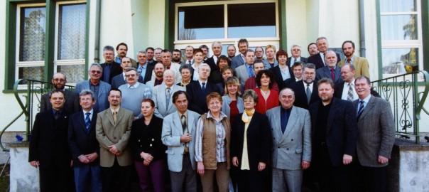 Kreistagssitzung am 17. März 1994